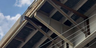 Bridge Deck Rehabilitation of Route 5 over I-90