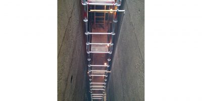 Headgate and Stop Log Rail Refurbishment