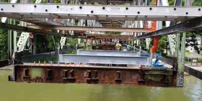 Rehabilitation of Marsh Road Bridge over Erie Canal