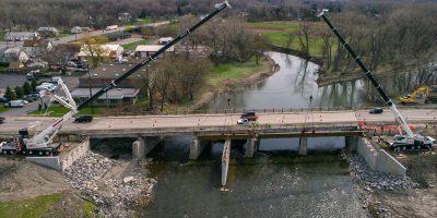 Harlem Road Bridge Replacement