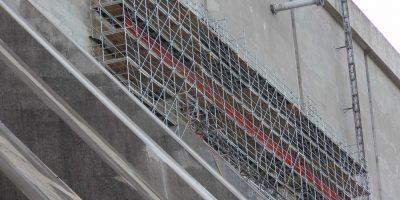 Niagara Power Project Dam Face Reconstruction
